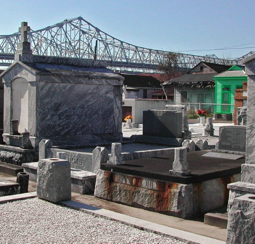 New Orleans Neighborhood Cemetery