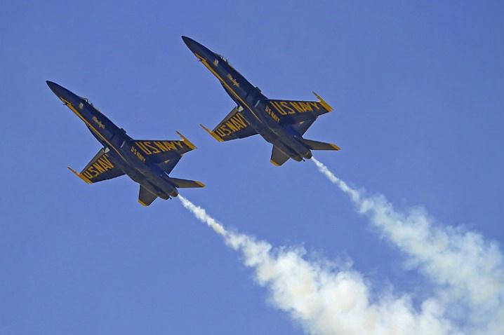 U.S. Navy ...Blue Angels