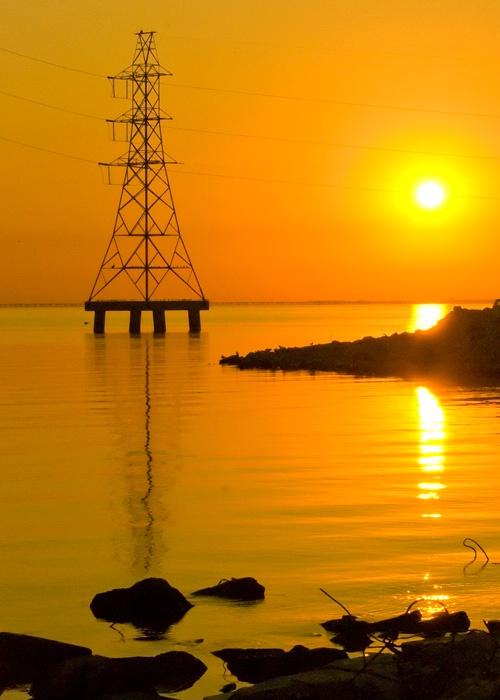 Good Morning Lake Pontchartrain