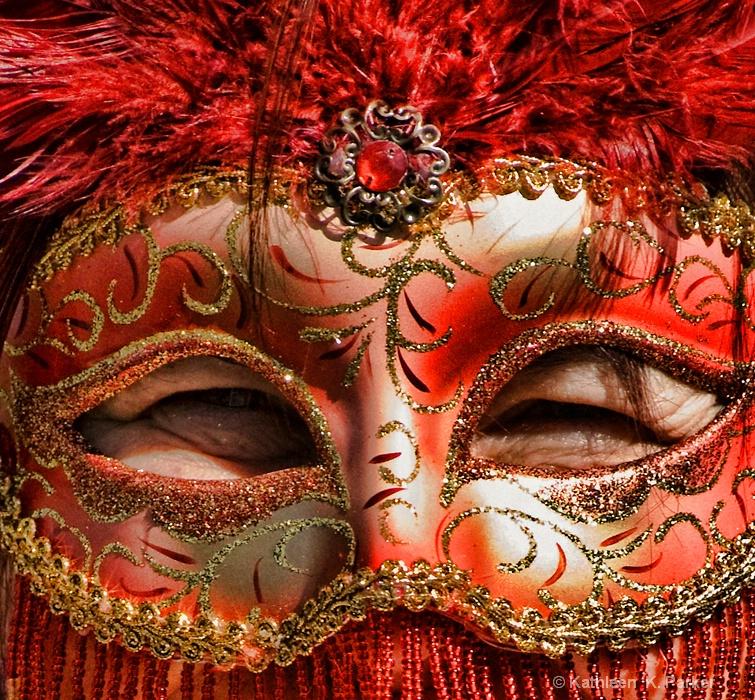 Mardi Gras Masker