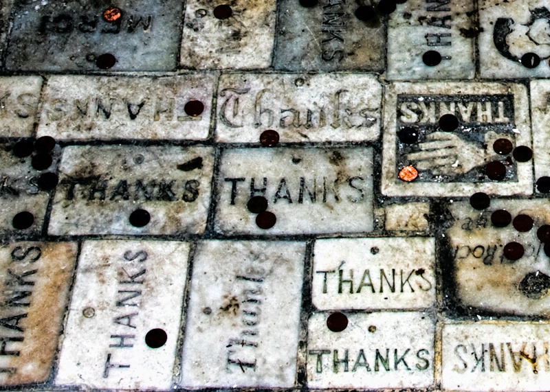Thanks Floor St Roch Chapel and Cemetery