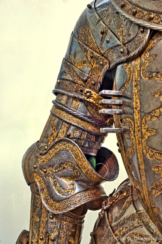 Armour Detail