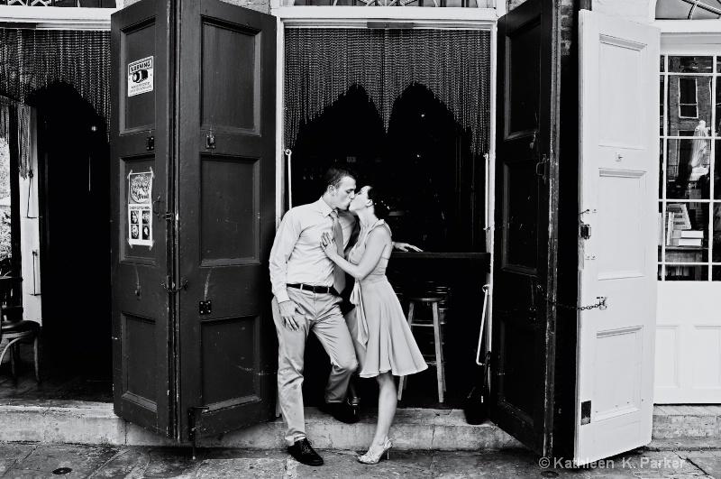 Scene of a Kiss