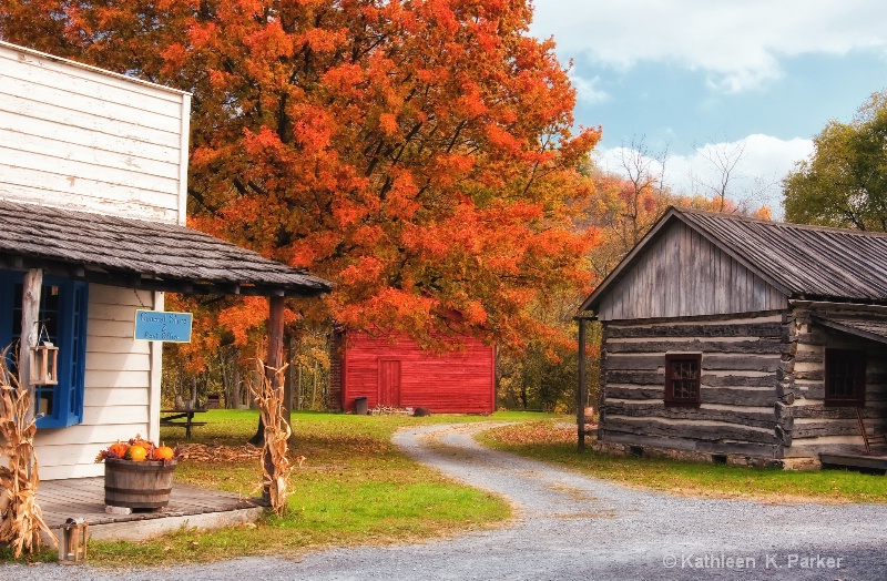 Old Bedford Village, Bedford, PA