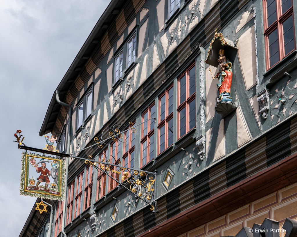 Inn of the Giant..Germany's oldest Inn.