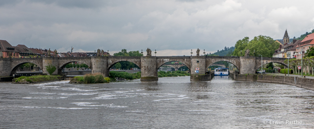 view of the Old Main Bridge
