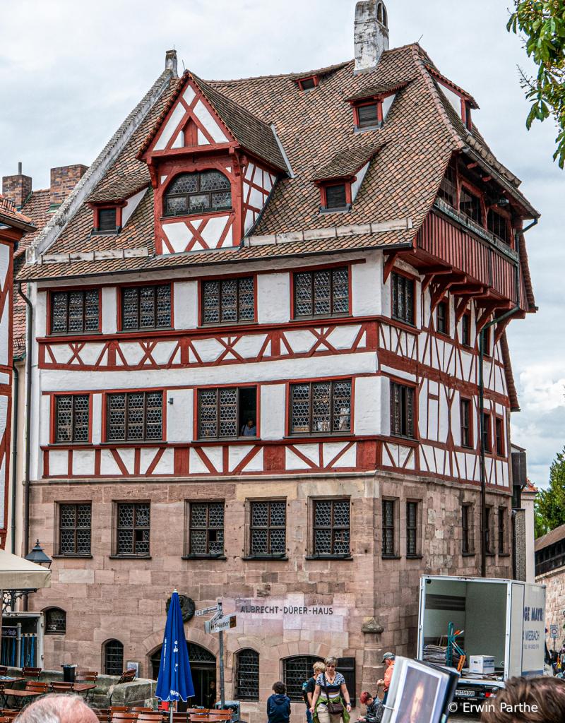 Albrecht Durer House.