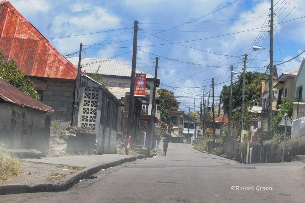 Village Life - St Kitts