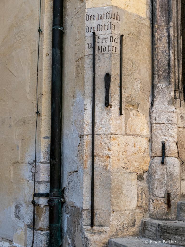 original ancient measuring devices