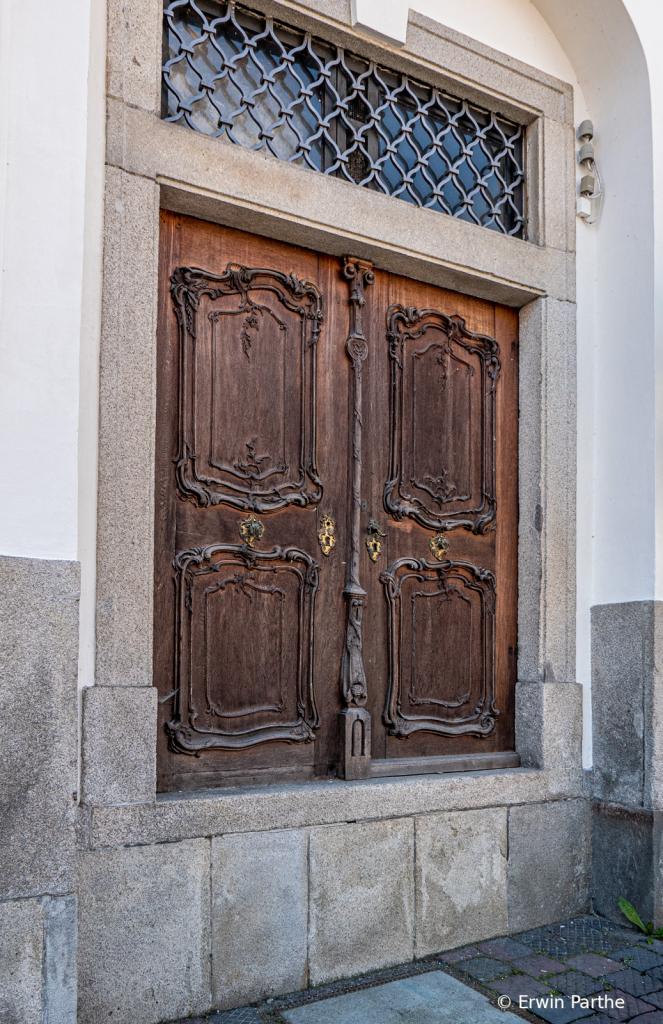 prince bishops private entrance