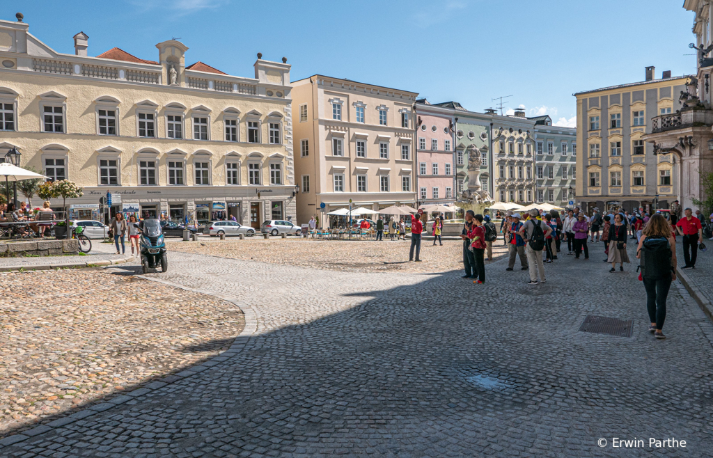 Center of the old town
