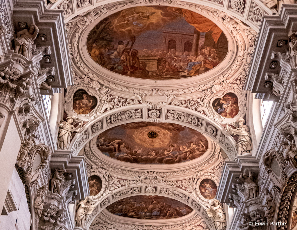 ceilings frescos