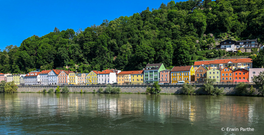 Shore view, to Passau