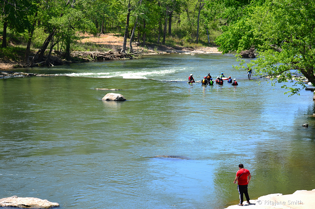 Kayak Park, Siloam Springs, AR