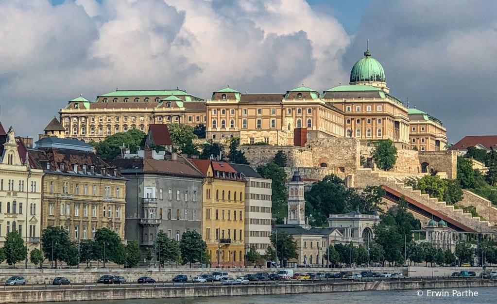 Budavari Palota-Royal Palace.