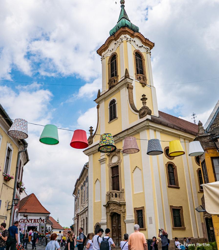 Old serbian church