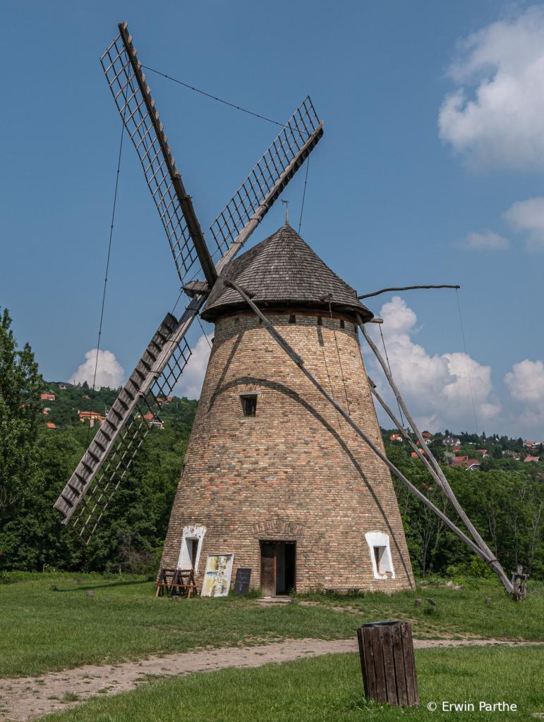 enchant windmill.