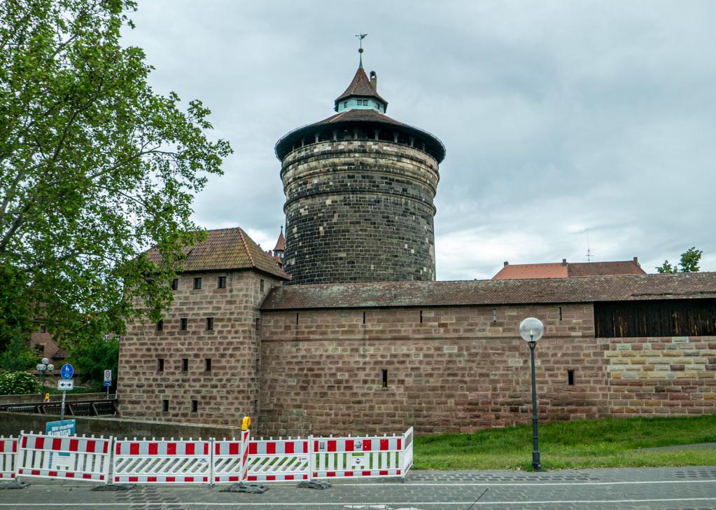 original city wall