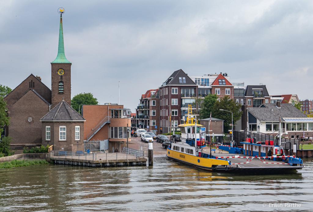 view of Kinderdijk