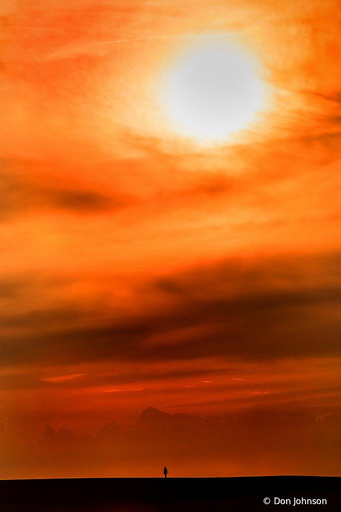 Beach Sunset 8-2-19 381