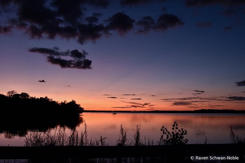 Vermont Glow ~ Twilight