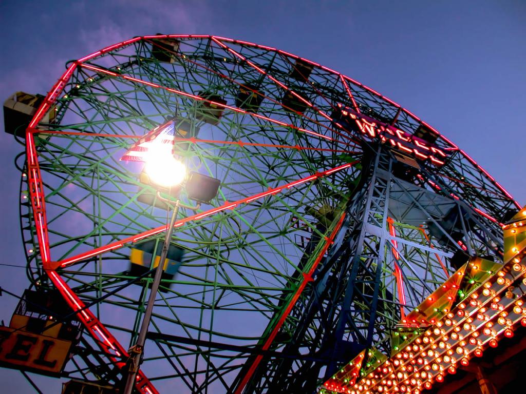 Coney Island Nights