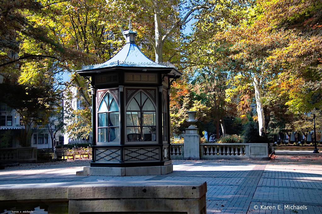 pagoda midday