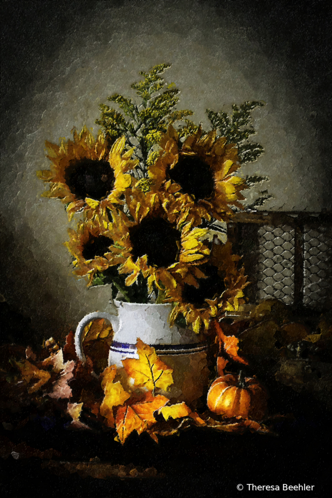 Flowers - Artistic Flare Sunflower Bouquet
