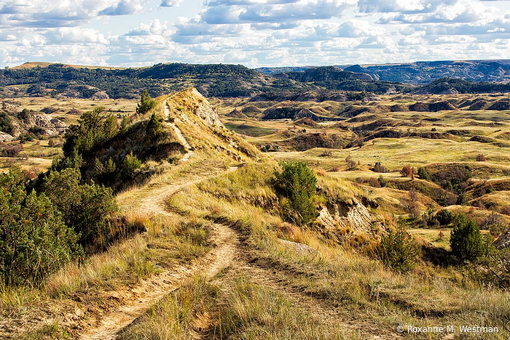 Overlook Boicourt overlook North Dakota badla