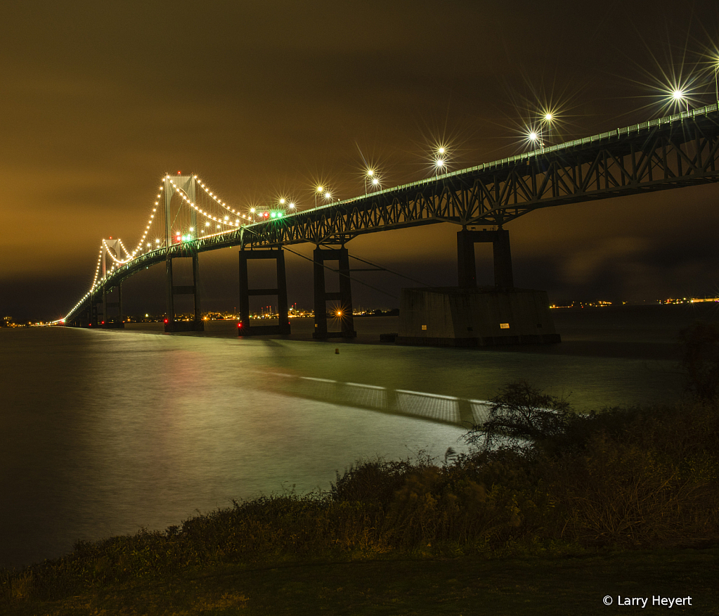 Newport Bridge # 1