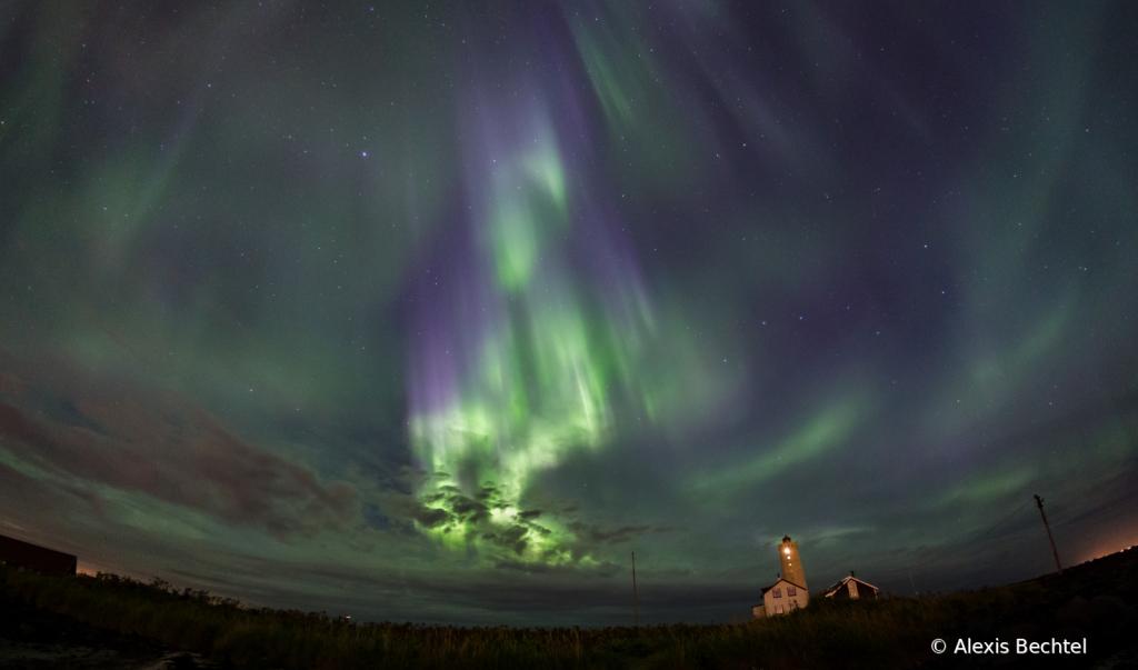 Reykjavic Lighthouse
