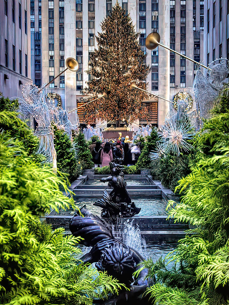 Christmas In Rockefeller Center
