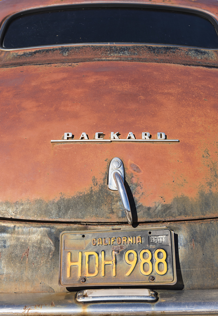 Old Packard # 1