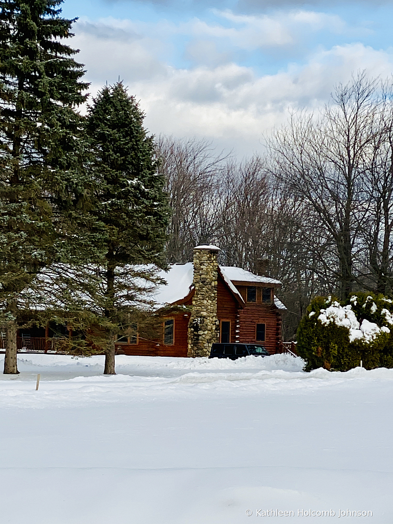 Country Cabin - Lots of Snow!