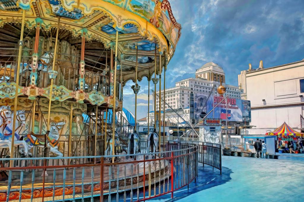 Atlantic City Merry-Go-Round