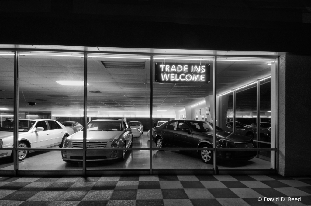 Trade-Ins Welcome