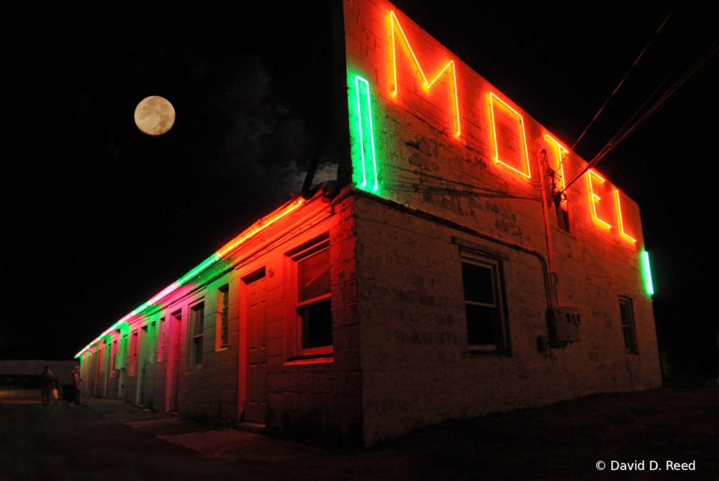 Neon Moon Motel