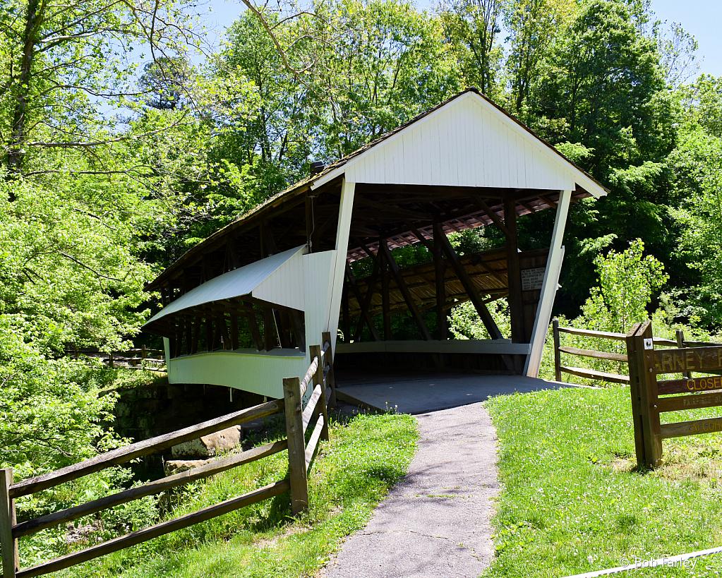 Mink Hollow Bridge
