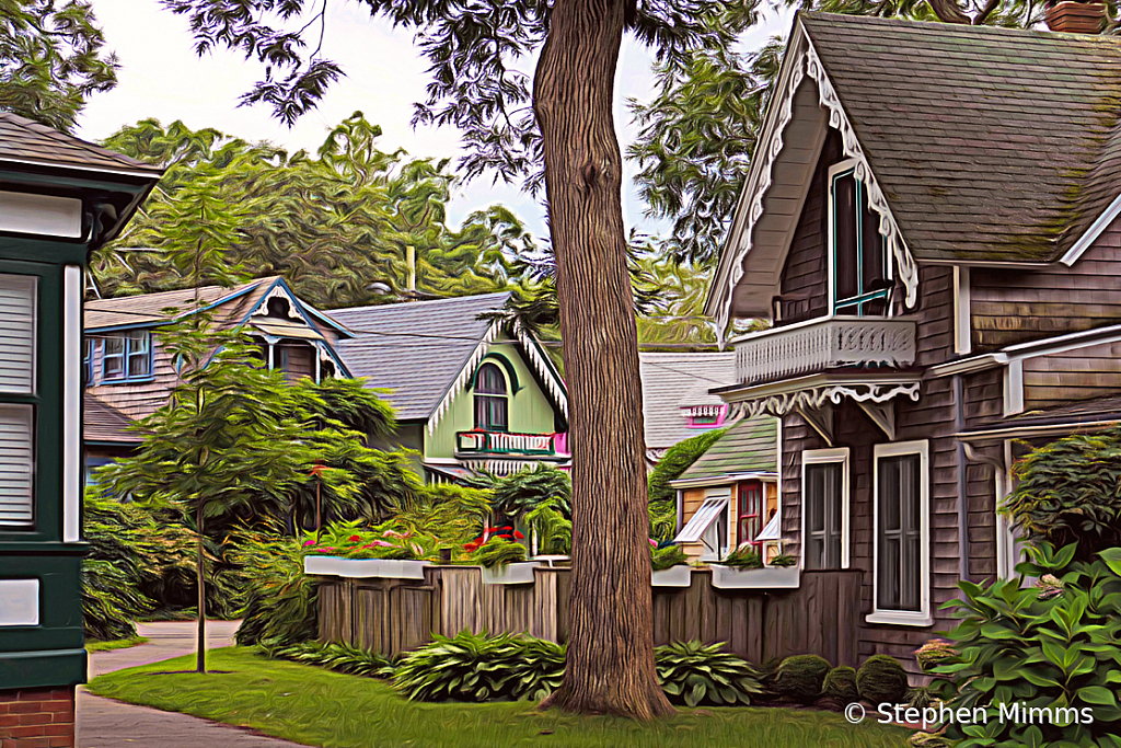 Cottage neighborhood (series)