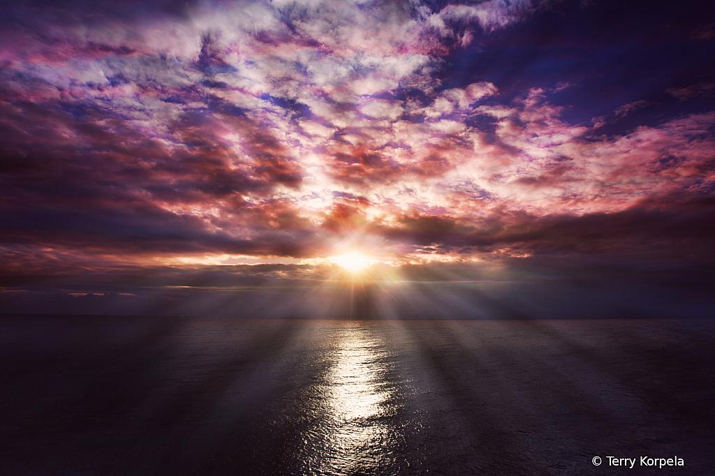 Caribbean Sunset