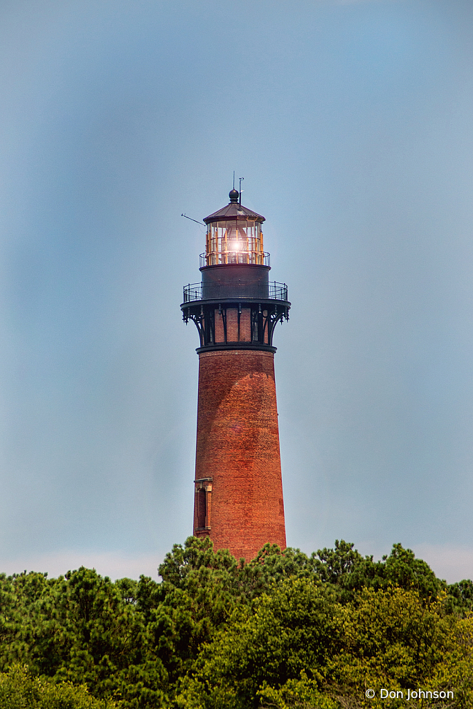 Currituck Lighthouse 7-13-10 088