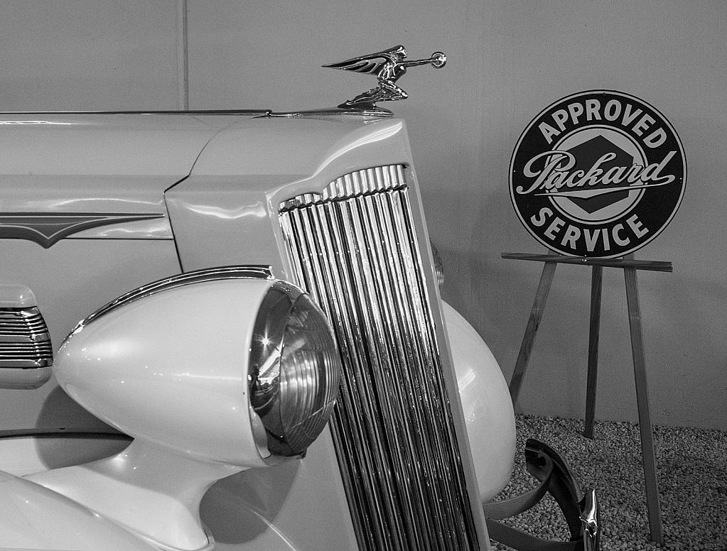 1937 Packard Town Car