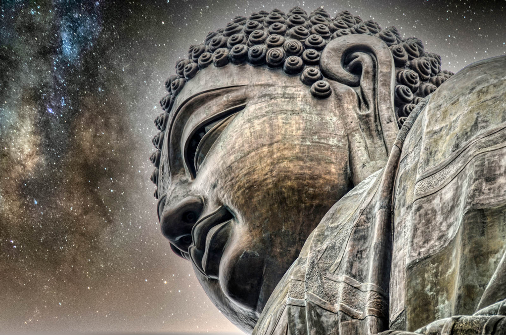 Buddha In the Stars
