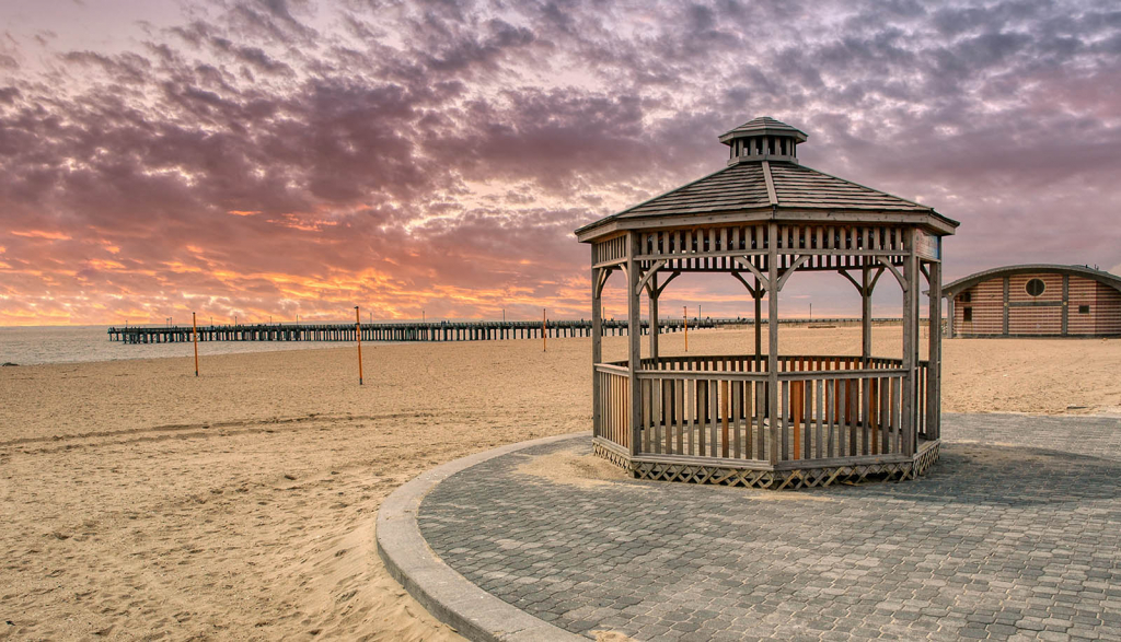 Coney Island Gazebo