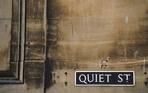 Quiet Street - ID: 911 © Jim Miotke