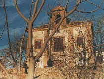 A Lonely Church (Granada,Spain)