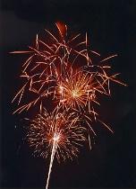 2001 July 4th Fireworks #1