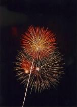2001 July 4th Fireworks #2