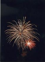 2001 July 4th Fireworks #3