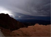 Wild Western Sky